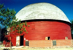 The Round Barn, Arcadia, OK