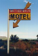 Whiting Bros Motel And Gas Station, Continental Divide, NM
