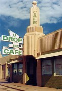 U-Drop-Inn Cafe, Shamrock, TX