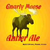 Gnarly Moose Antler Ale
