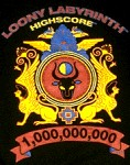 Loony Labyrinth 1000M High Score T-Shirt